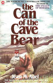 can of CAVE BEAR